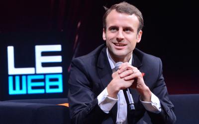 Emmanuel Macron vencedor das eleições na França foi alvo de ataque cibernetico
