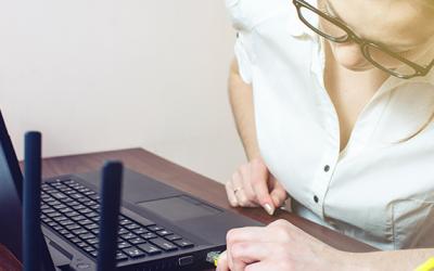 Como contratar internet para a minha empresa